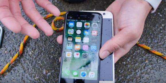 iPhone7 Galaxy S7
