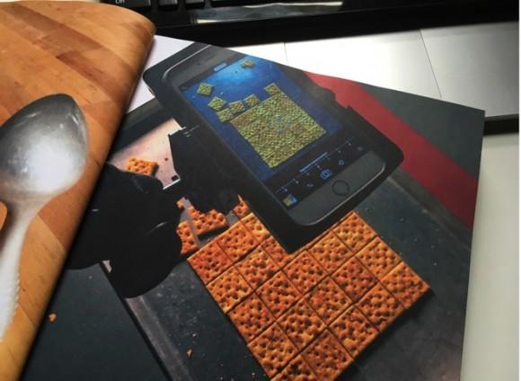 アルトン・ブラウン iPhone6s Plus