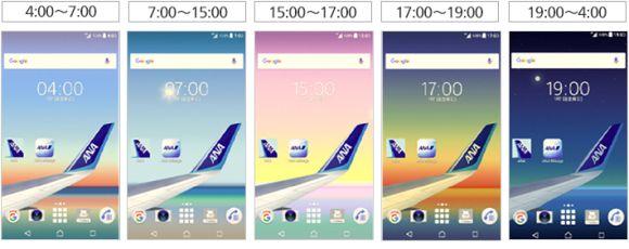 ANA Phone ソフトバンク
