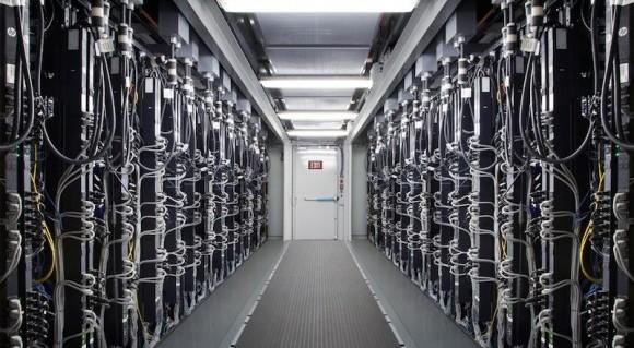 デンマーク データセンター apple