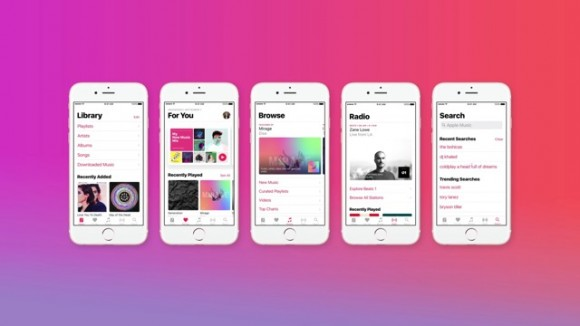 Apple Music CM