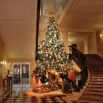 ジョナサン・アイブ Claridge クリスマスツリー