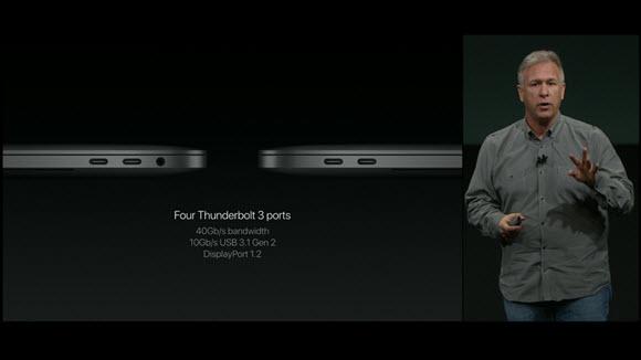 Apple イベント MacBook Pro