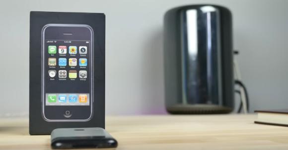 iphone7 初代iphone 比較