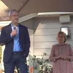 ティム・クックCEO ヒラリー・クリントン大統領候補