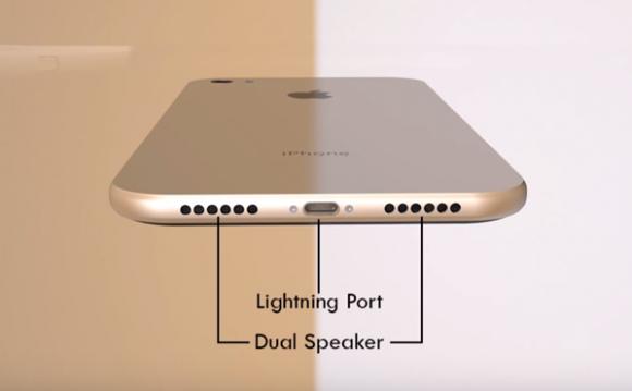 iphone8 コンセプトイメージ