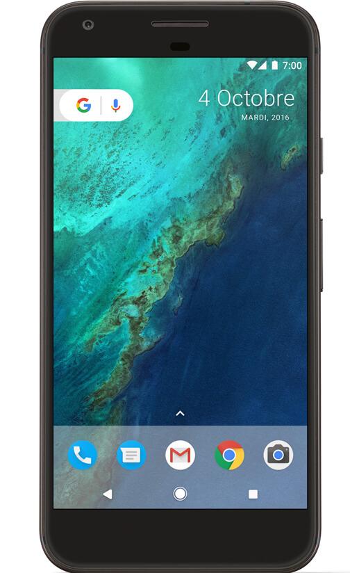 Pixel XLの黒モデル