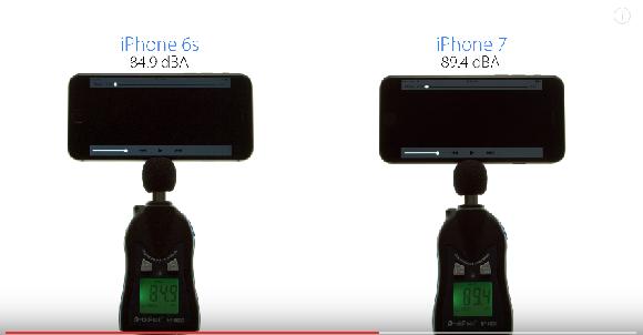 iPhone7 音量 比較2