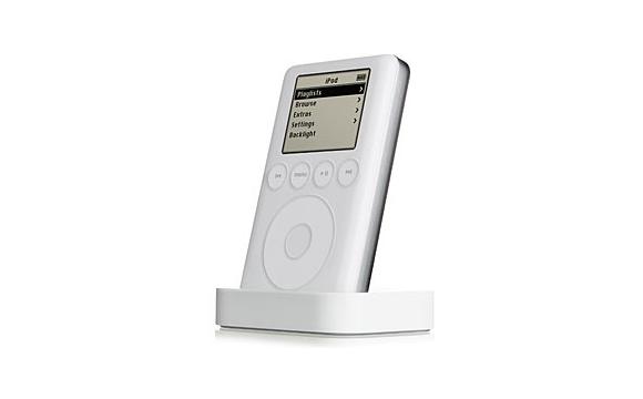 iPod (third generation) 2003