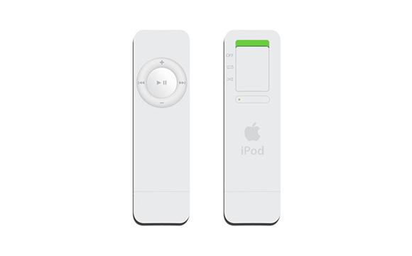 iPod Shuffle (first generation) 2004