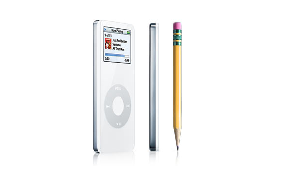 iPod Nano (first generation) 2005
