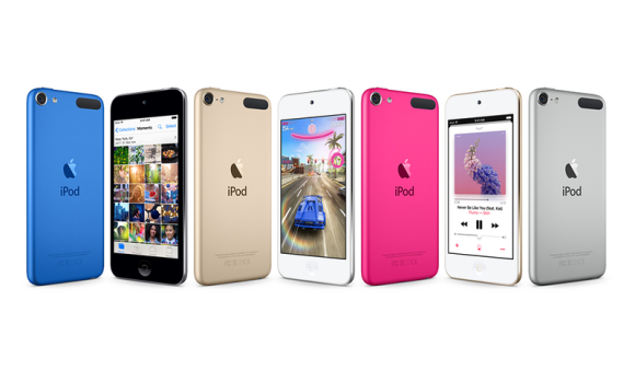 iPod Touch (sixth generation) 2015