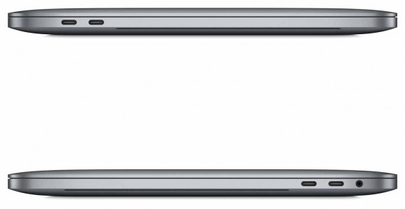 thunderbolt 3 touch bar macbook pro