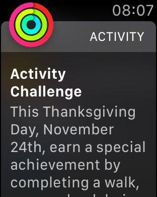 Apple Watch アクティビティ・チャレンジ