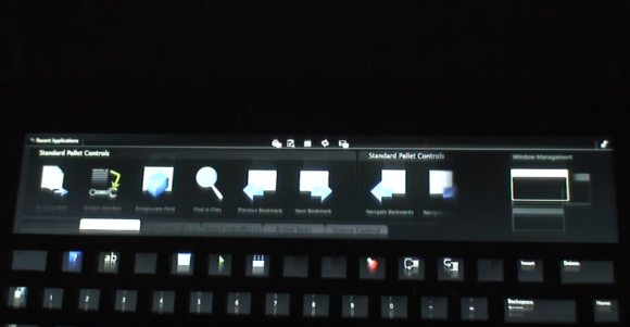 Microsoft Touch Bar