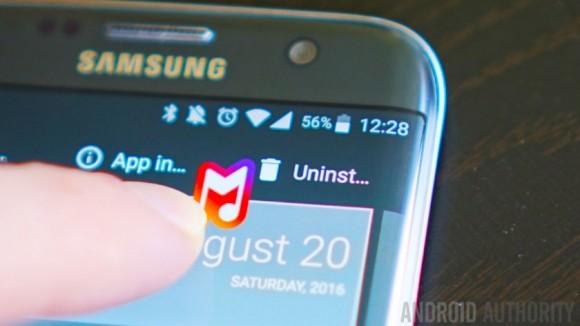アンインストール アプリ android ios