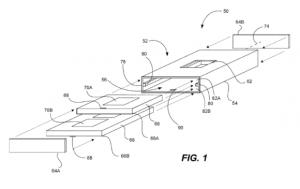 ガラス製ボディ iPhone8 特許