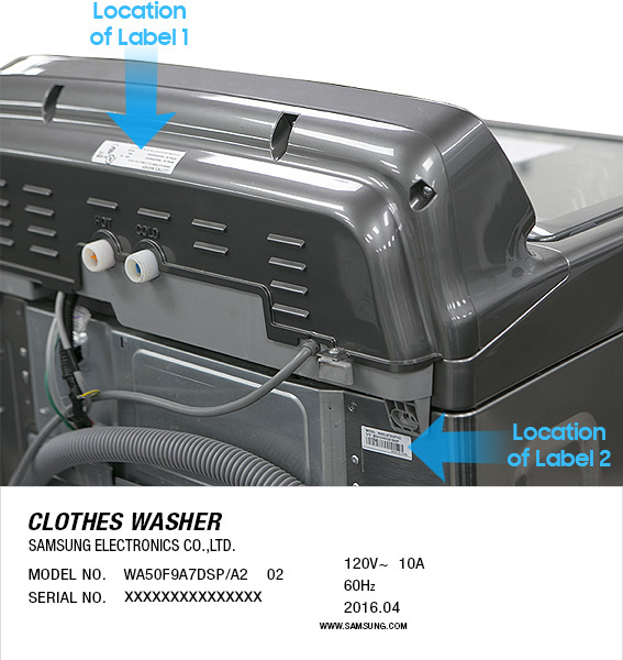 Samsung 洗濯機