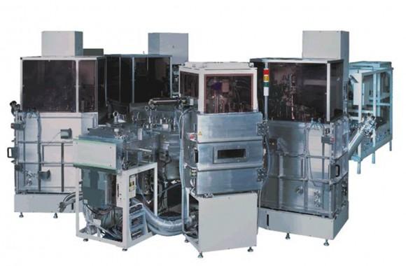 キヤノントッキ OLED製造装置