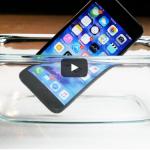 iphone7 フルオロアンチモン酸 実験 耐久