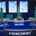 Foxconn ロボット