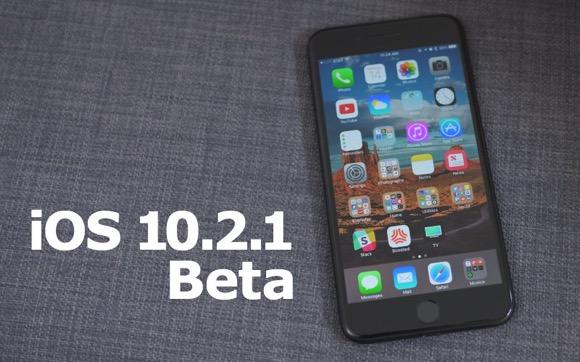 iOS10.2.1 beta
