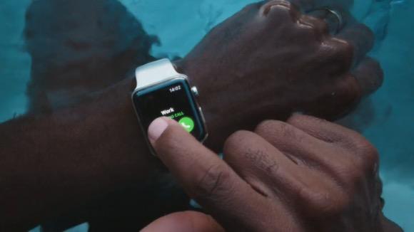 Apple Watch Go Swim