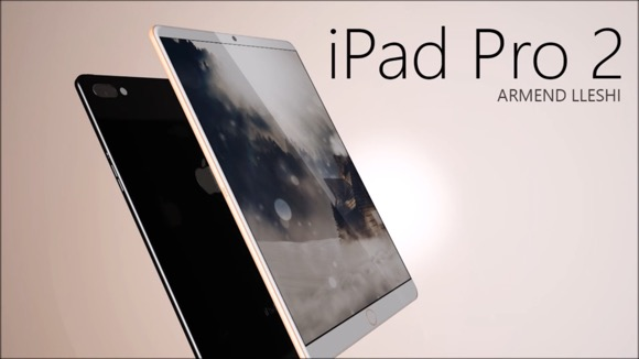 iPad Pro 2 コンセプト