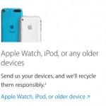 Apple Watch 回収リサイクル