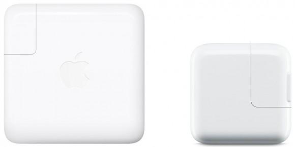 Apple 電源アダプタ