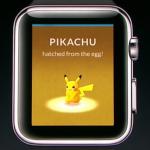 ポケモンGO Apple Watch