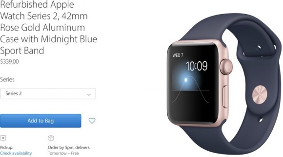 apple watch 販売 整備済製品
