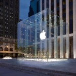 Apple Fifth Avenue ニューヨーク五番街