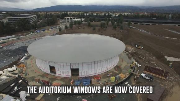 Apple Campus 2 2017年1月