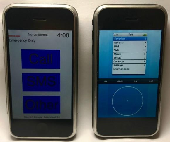 初代iPhone プロトタイプ