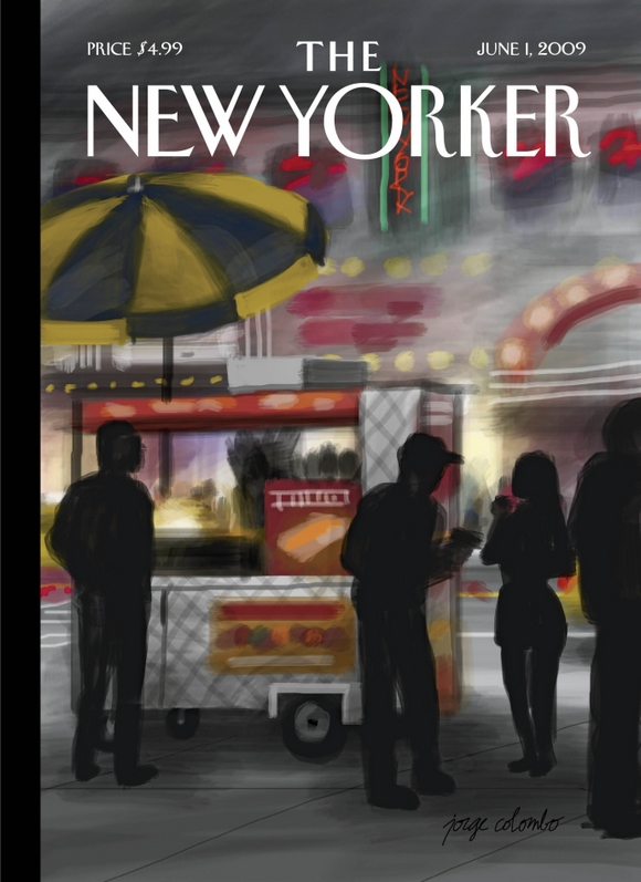 New Yorker 表紙