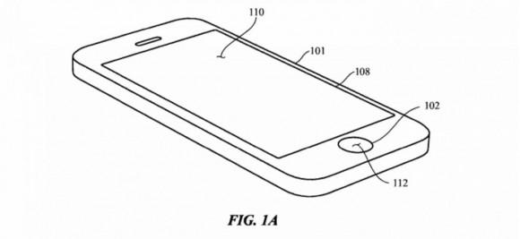 サファイア iphone8 特許 ディスプレイ