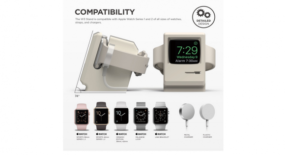 elago w3 stand apple watch