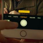 iPhone7 Plus ポートレートモード CM