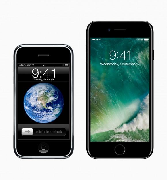 2007年以来進化を続けるiPhone