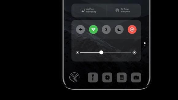 iPhone8+iOS11 コンセプト