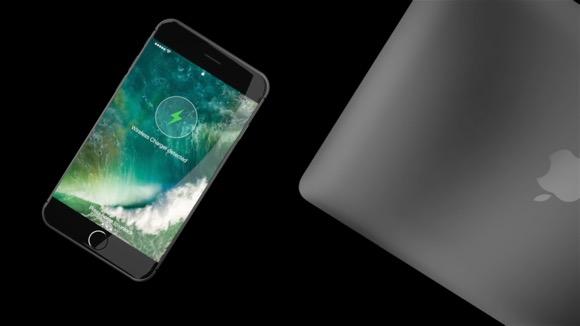 iPhone8 ワイヤレス充電 ConceptsiPhone