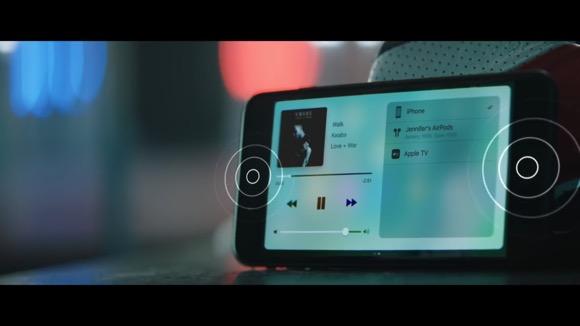 iPhone7 ステレオ