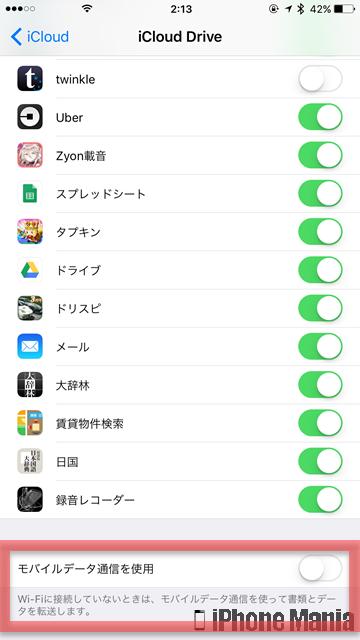 iPhoneの説明書 海外