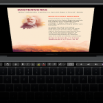 Word Touch Bar