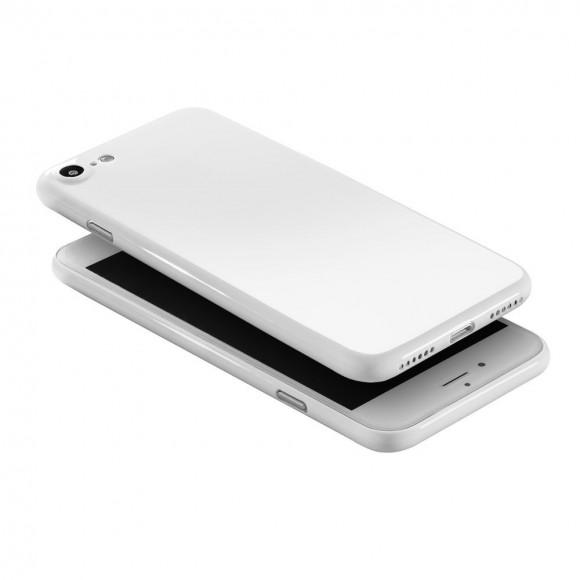 iPhone7 ジェットホワイトケース