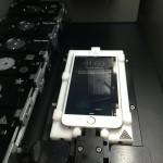 iPhoneキャリブレーションマシン