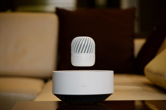 LG Levitating Portable Speaker,