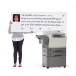 iPad Pro 「No more printing」