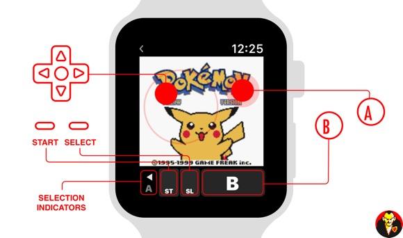 ポケモン Apple Watch